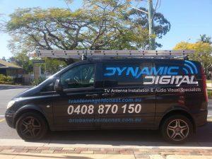 Dynamic Digital Van